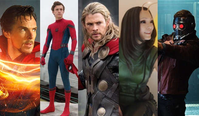 Every Marvel Studios Hero Confirmed For 2017 Movies