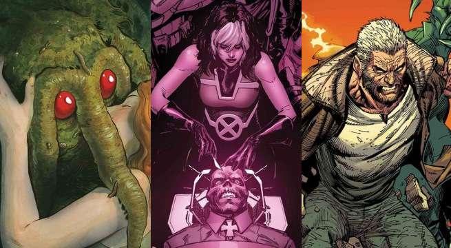 Marvel April Solicitations