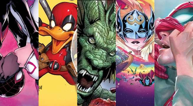 Marvel January Must-Reads