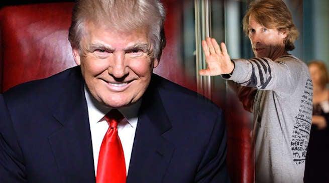 Michael Bay Donald Trump Little America movie