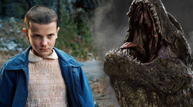 Millie B Brown Godzilla 2 King Monsters stranger Things