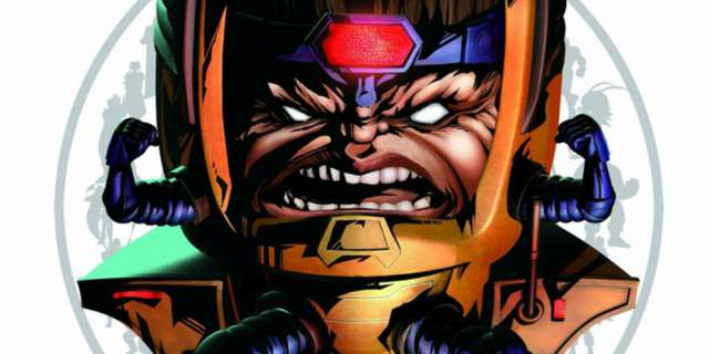 MODOK Marvel Cinematic Universe Phase 4