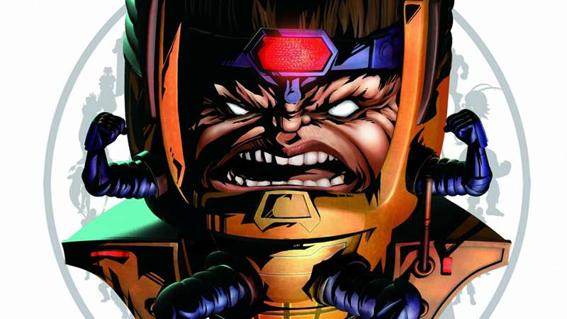 MODOK Marvel Cinematic Universe Phase 4