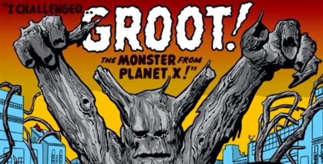 Monster - Groot
