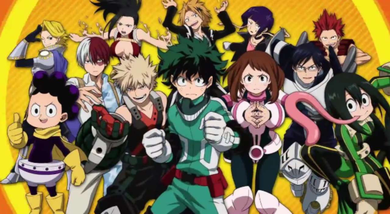 SDCC: 'My Hero Academia' Creator Reveals His Favorite U S  Superhero