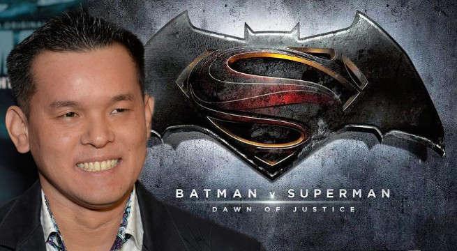 New Easter Egg Batman V Superman Jay Olivia
