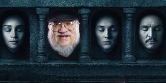 new game of thrones story george rr martin