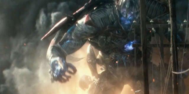 New Megazord in Power Rangers Movie Reboot