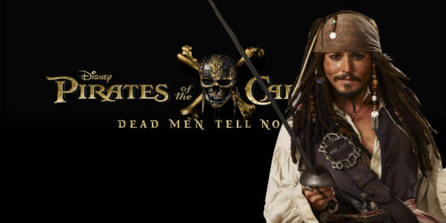new pirates caribbean dead men tell no tales trailer coming