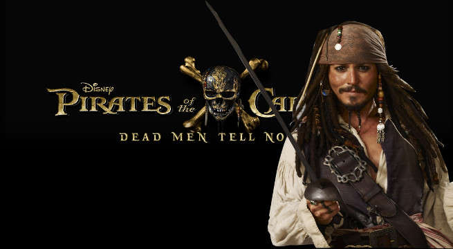 new pirates caribbean dead men tell no tales trailer coming