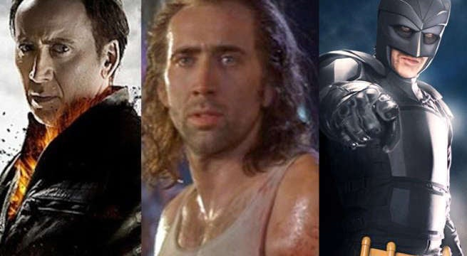 Happy Birthday! Nicolas Cage Turns 53 Years Old Today