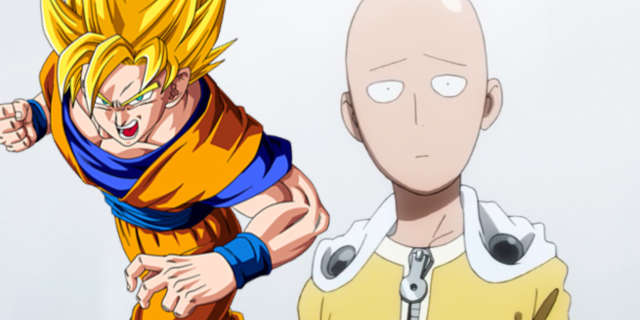 One-Punch Man Illustrator On Who'd Win Between Saitama And Goku