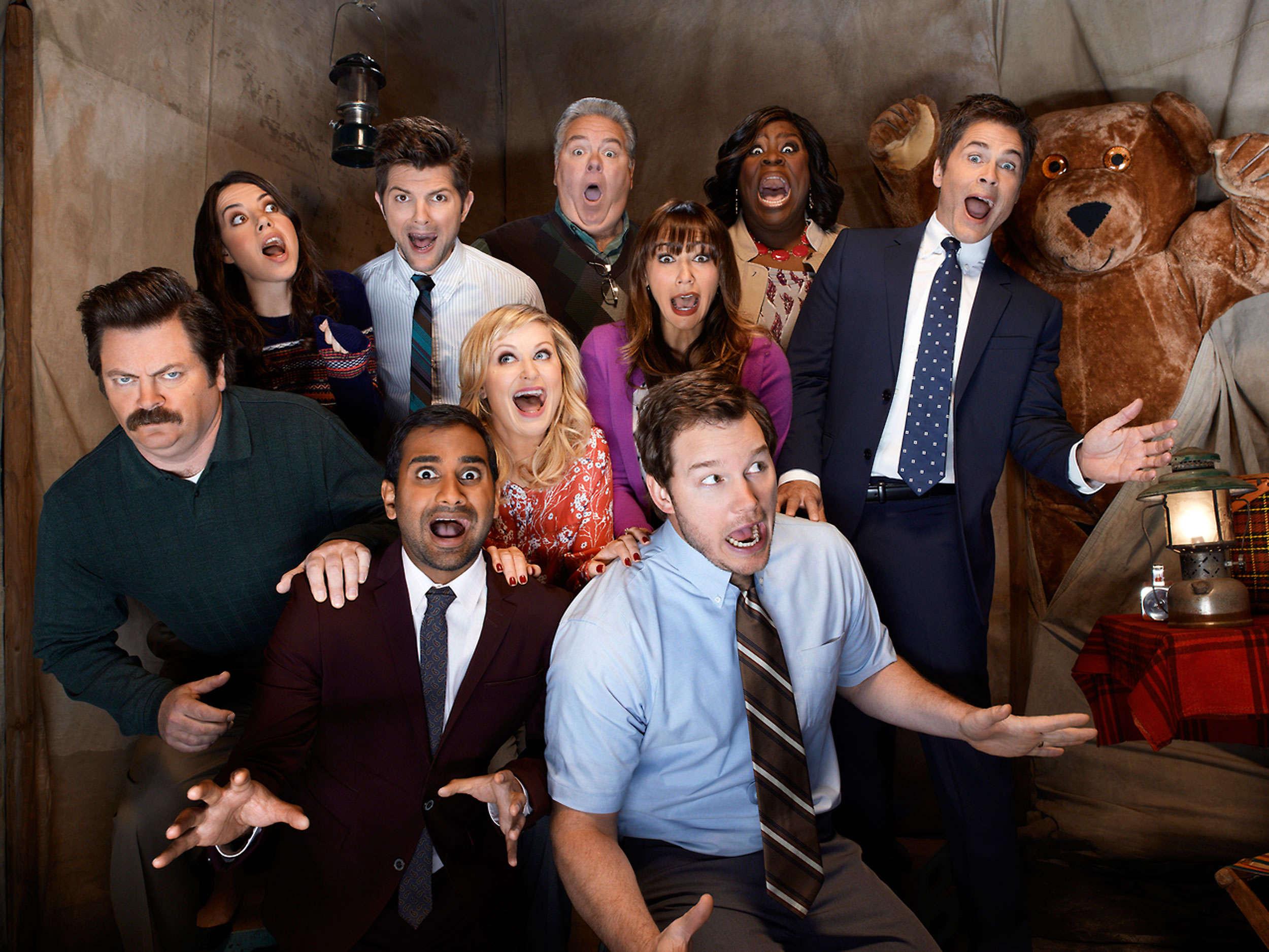 Parks and Rec Cast Reunite For New Photo