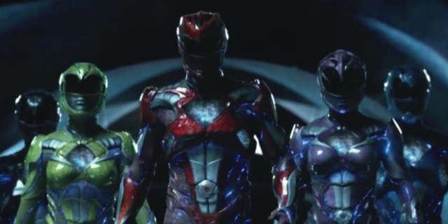 Power Rangers Trailer 2