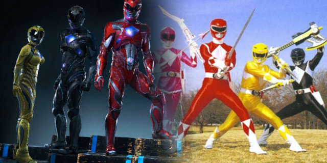 power rangers trailer mighty morphin style