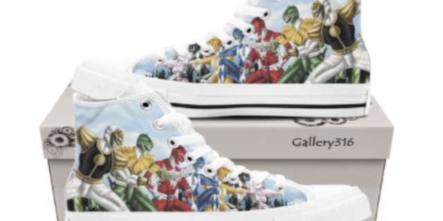 PowerRangersShoes