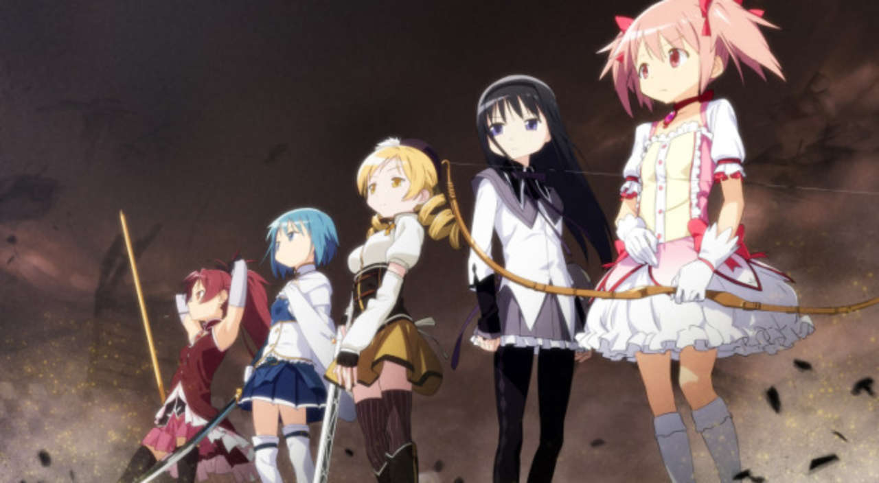 Madoka Magica Anime Claims Impressive LGBTQ Award