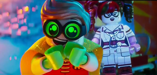 Harley Quinn and Robin Featured in New LEGO Batman TV Spot