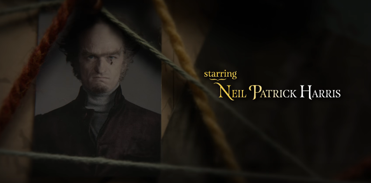Netflix Reveals Series Of Unfortunate Events Theme Song Featuring Neil Patrick Harris