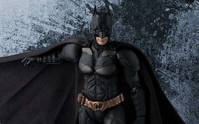 SH Figuarts Dark Knight Batman New Images Released