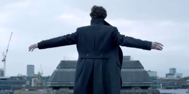Sherlock BBC America Success