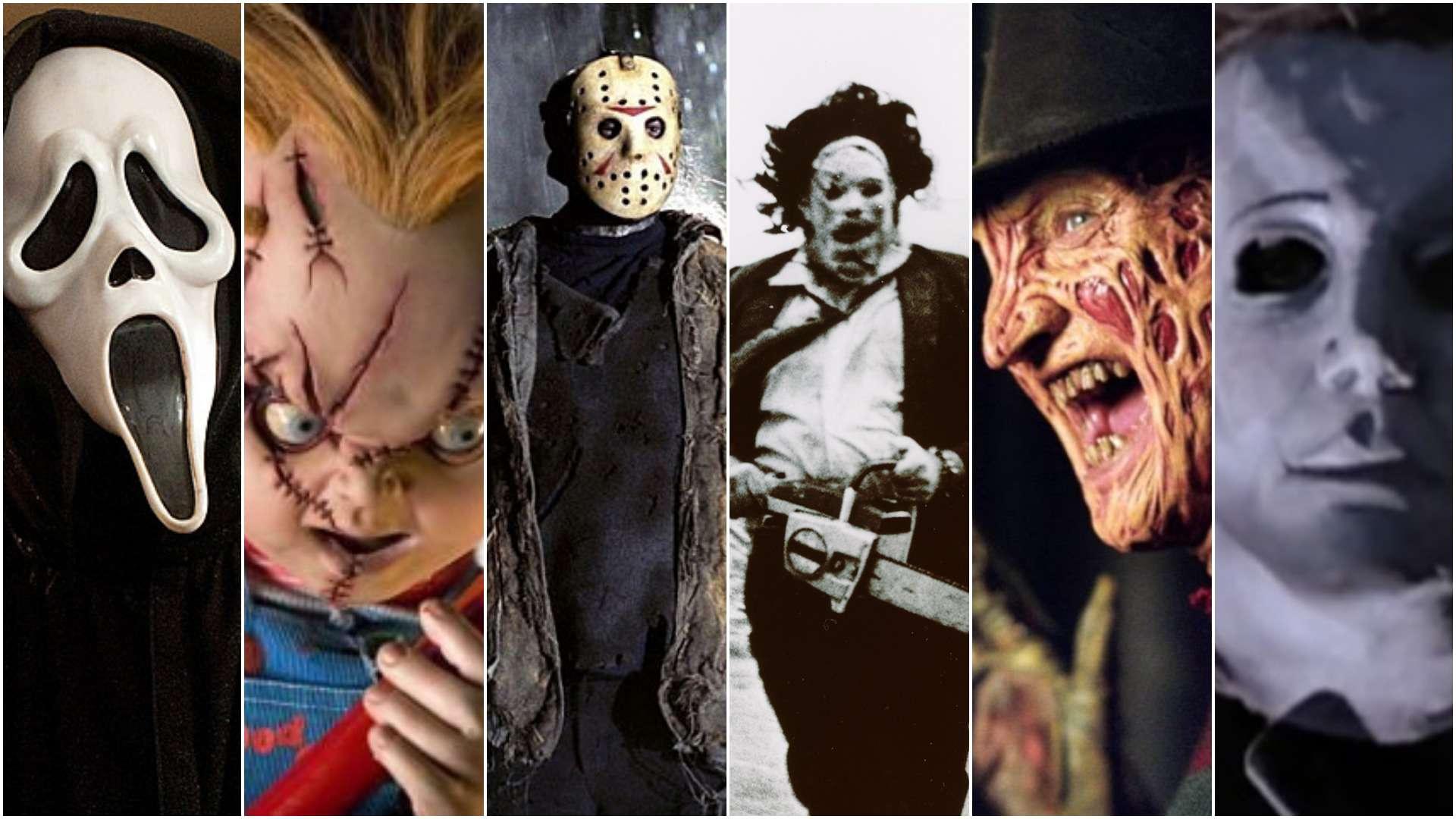 Ranking Horror's Top Slasher Villains