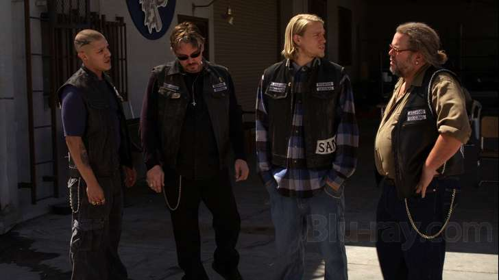 'Sons of Anarchy': Every Season Ranked