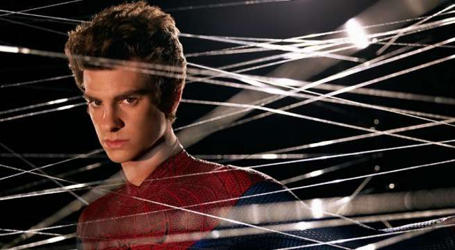 "Andrew Garfield On How ""Corporate"" Held His Spider-Man Back"