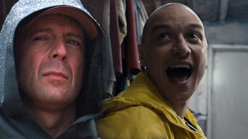James McAvoy's Split Character Was in Original Unbreakable Script