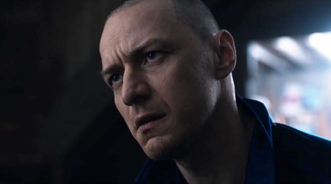 James McAvoy Talks Fighting (Spoiler) in Split Sequel