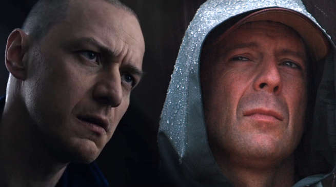 M. Night Shyamalan's Split and Unbreakable Sequel Glass Revealed