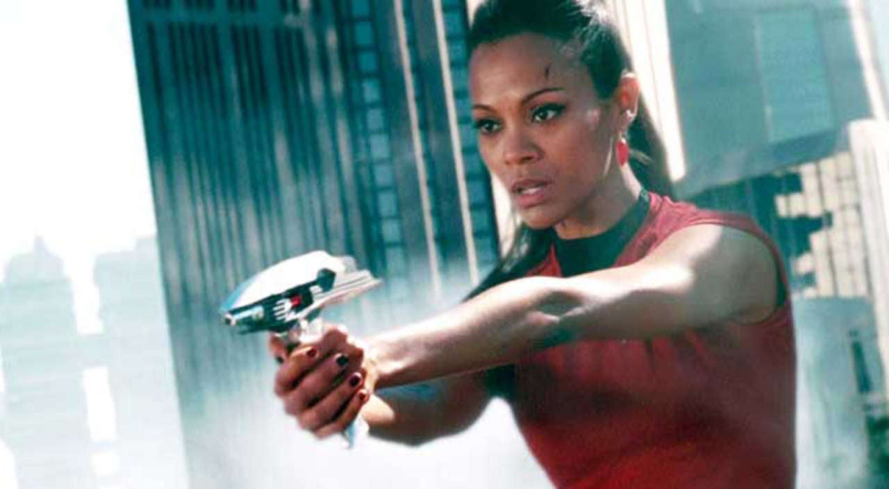 Zoe Saldana Wants More Star Trek Despite Beyond S Box Office