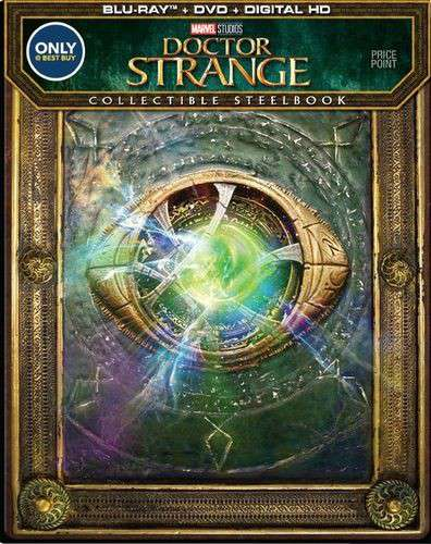 steelbook doctorstrange