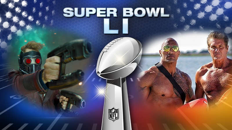 Super Bowl Movie Trailers Preview