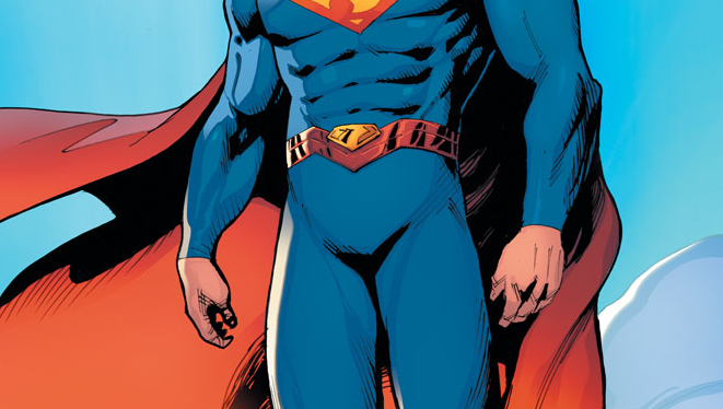 Superman-belt