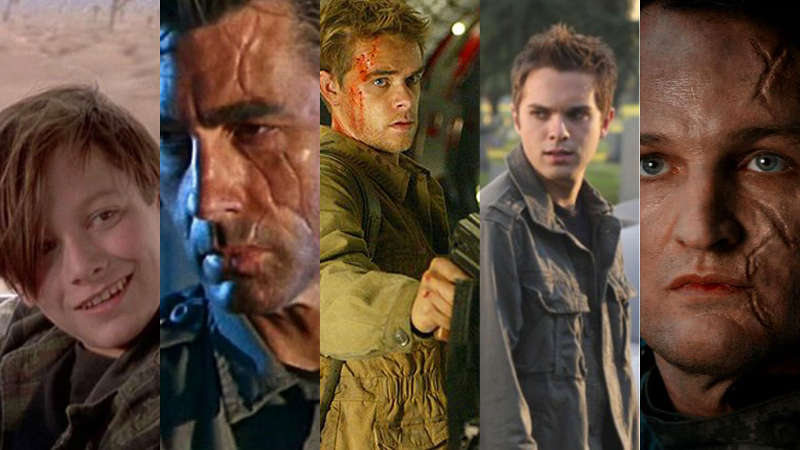 Terminator John Connor Actors