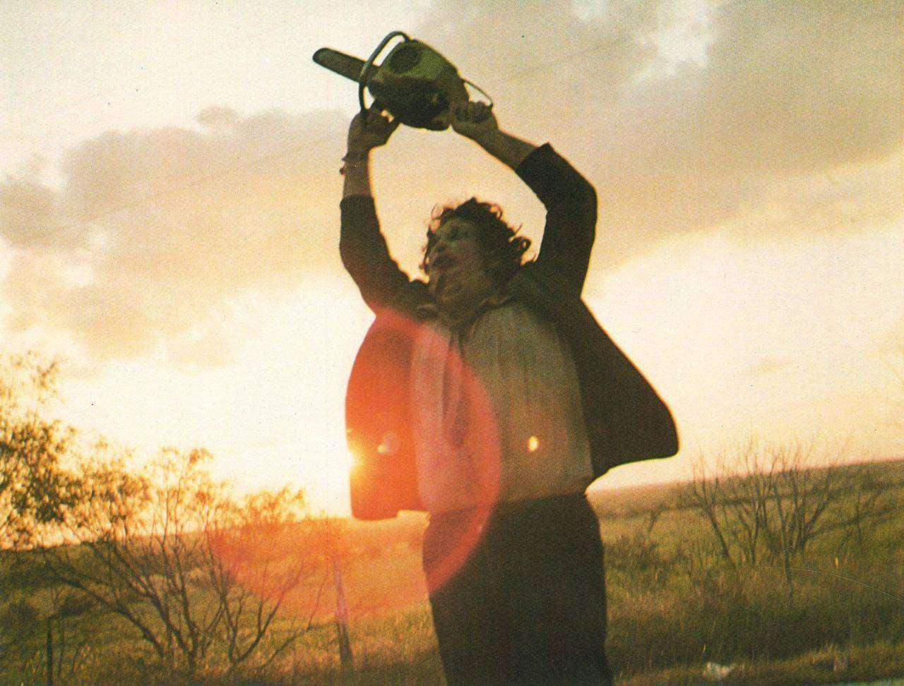 texas chain saw massacre leatherface ending gunnar hansen