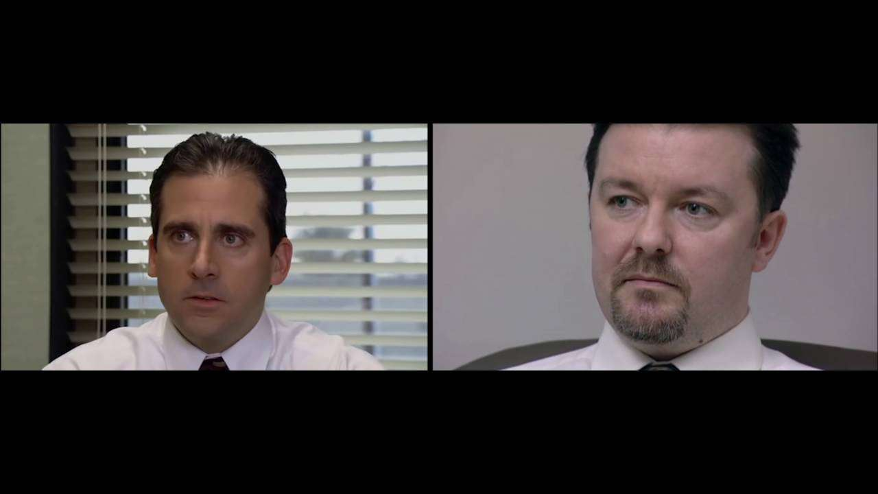 The Office UK vs US