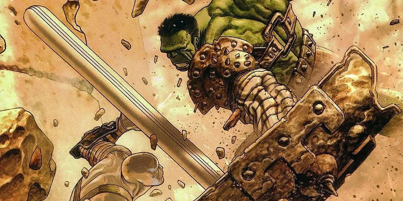 Thor Ragnarok Planet Hulk Silver Surfer
