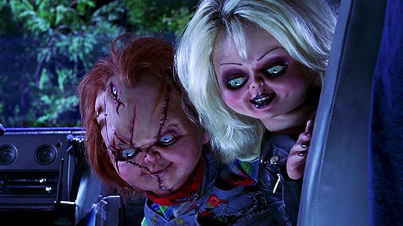 Tiffany (Jennifer Tily) Returns in Cult of Chucky