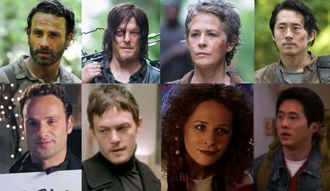 TWD Before After