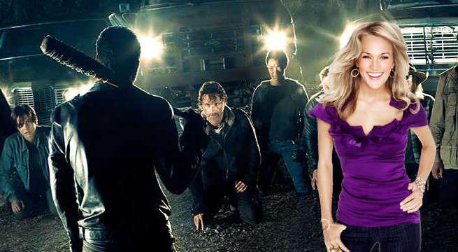 walking-dead-carrie-underwood-zombie-cameo
