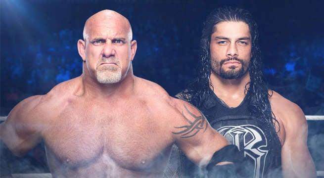 WWE-Goldberg-Roman-Reigns