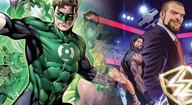 WWE-Green-Lantern