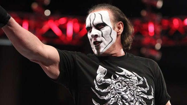 WWE-Sting