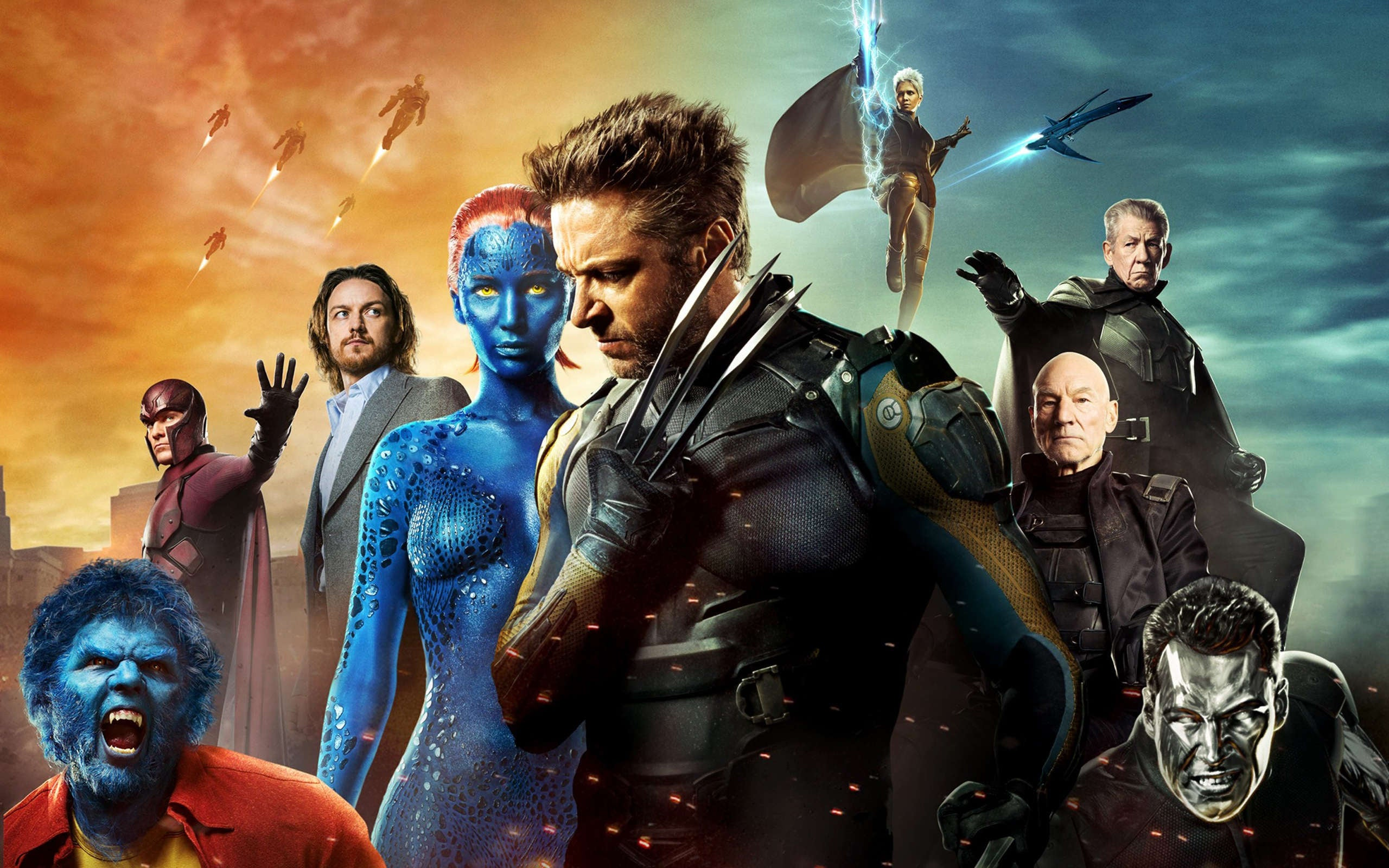 X-Men Movies TV Series Spinoffs