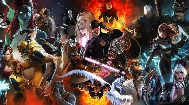 X-Men TV Series more Intimate than Movies