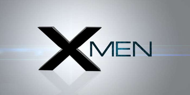 X-Men TV Series Spinoff Logo (Fan made)