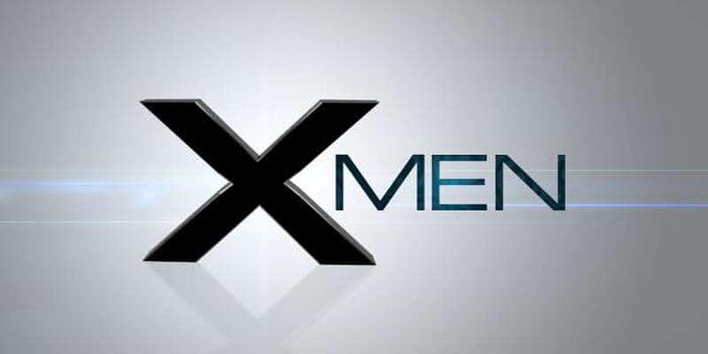X-Men TV Series Spinoff Logo (Fan made)