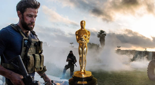 13 hours michael bay sound mixing nominee disqualified